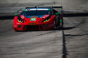 March 16-18, 2017: Mobil 1 12 Hours of Sebring. 48 Paul Miller Racing, Lamborghini Huracan GT3, Bryan Sellers, Madison Snow, Dion von Moltke
