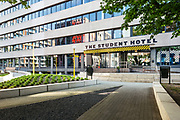 Interior Design Photo Shoot of The Student Hotel Amsterdam West - Official Images by Sal Marston Photography