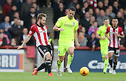 Brighton central midfielder, Beram Kayal (7) during the Sky Bet Championship match between Brentford and Brighton and Hove Albion at Griffin Park, London, England on 26 December 2015.