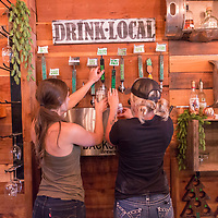 Backside Brewery, Roseburg, Oregon