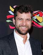 Joshua Jackson attends the 2014 FIFA World Cup McDonald's Launch Party to celebrate the unveiling of the transformed McDonald's fry box at Pillars 38 in New York City, New York on June 05, 2014.