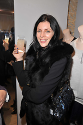 LIBERTY ROSS at the launch party for Club Monaco at Browns, 32 South Molton Street, London on 16th February 2011.