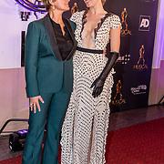 NLD/Scheveningen/20180124 - Musical Award Gala 2018, Caroline Tensen en Maartje van de Wetering