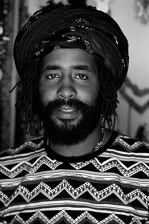 Mohcine, -Souk of the Medina - Riad Larouss - Marrakesh, Morocco 2013