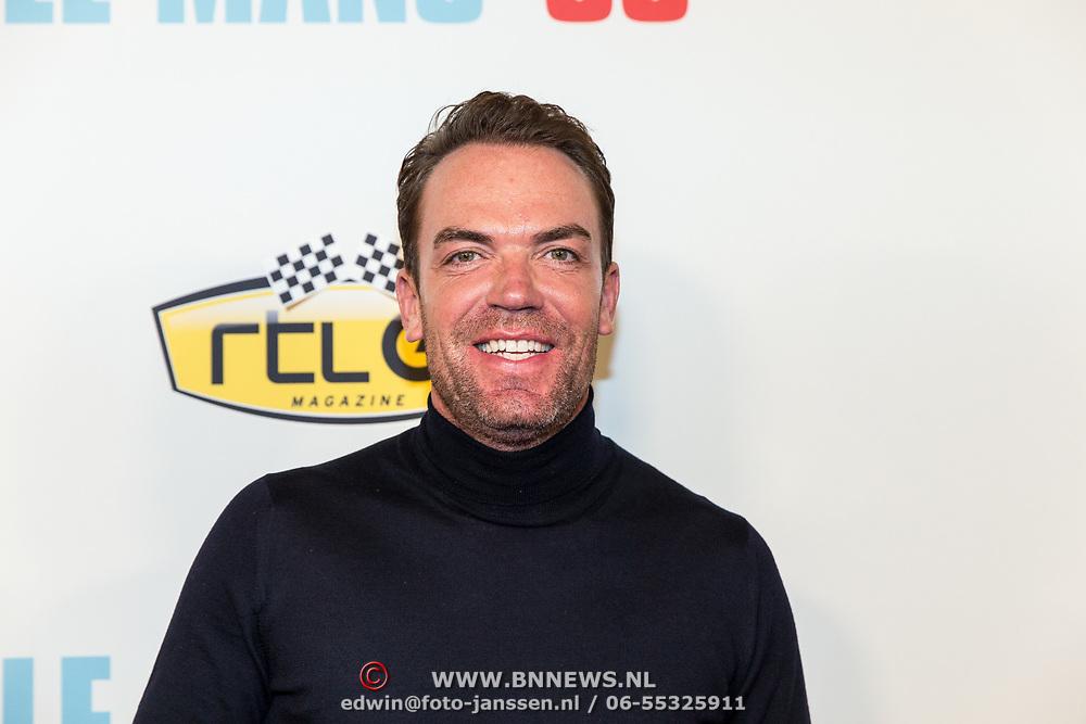NLD/Amsterdam/20191113 - Filmpremiere Le Mans '66, Robert Doornbos