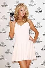 MAR 21 2014 Paris Hilton at Beauty International Fair