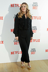 Drew Barrymore Santa Clarita Diet photocall in Madrid, Spain on january 19, 2017. Photo by Archie Andrews/ABACAPRESS.COM  | 578787_004