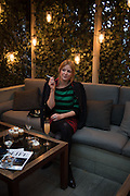 OLIVIA INGE, Spectator Life - 3rd birthday party. Belgraves Hotel, 20 Chesham Place, London, SW1X 8HQ, 31 March 2015