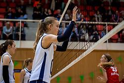 18-03-2017 NED:  Finale NOJK B finalisten, Doetinchem<br /> De B-teams waren de finaledag actief in Doetinchem, waar zij in het Topsportcentrum sportief zullen uitvechten wie zich het komende jaar Nederlands kampioen mag gaan noemen / Sliedrecht Sport