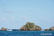 gap at west end of Hunga Island, between Hunga and Kalau Island, Hunga Lagoon, Vava'u, Kingdom of Tonga, South Pacific