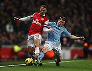 Arsenal v Manchester City 130113