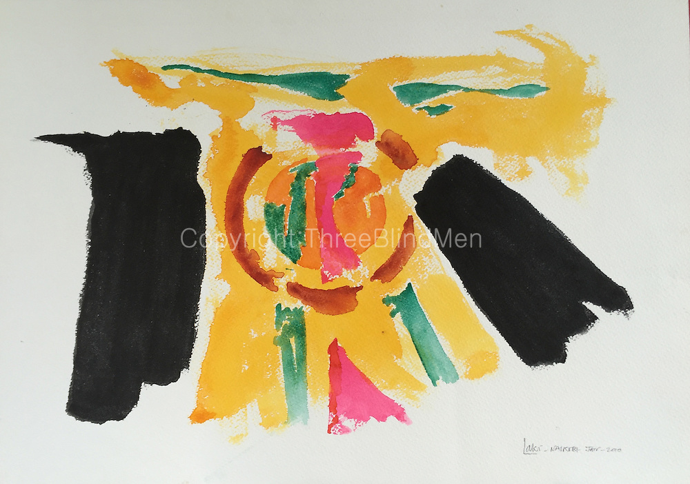 Laki Senanayake. <br />