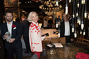 NIKA AMBROZIC URBAS, MATJAR AMBROZIC, Timothy Oulton Flagship Gallery Grand Opening, Timothy Oulton Bluebird, 350 King's Rd. Chelsea, London.  19 September 2018