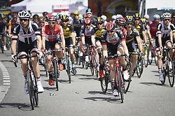 June 17, 2017 - Schaffhausen, Schweiz - Schaffhausen, 17.06.2017, Radsport - Tour de Suisse, Feature Start an der Tour de Suisse. (Credit Image: © Melanie Duchene/EQ Images via ZUMA Press)