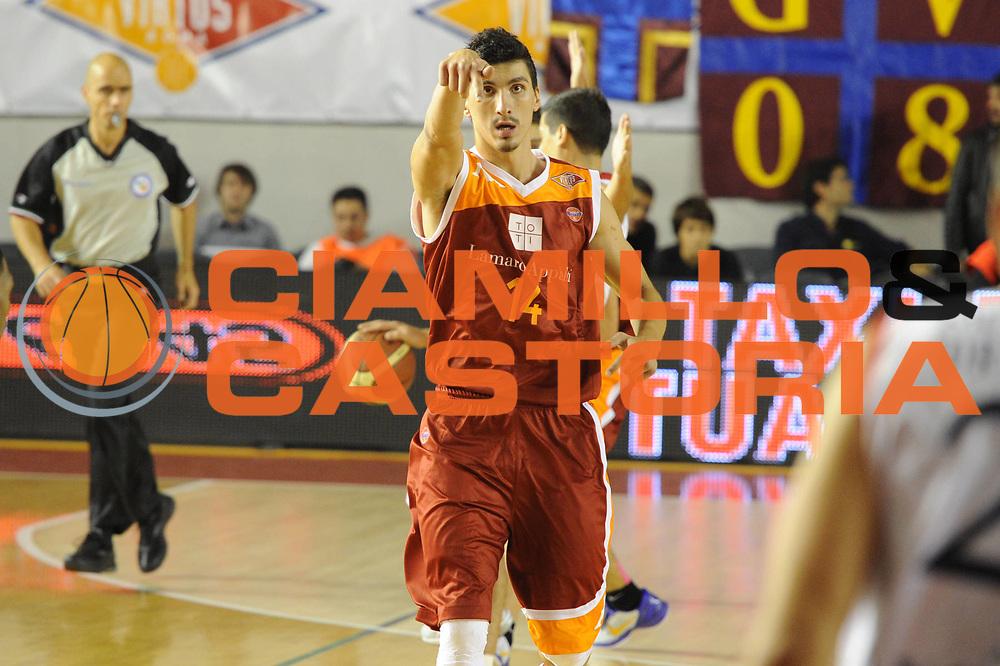 DESCRIZIONE : Roma Lega A 2011-12 Virtus Roma Angelico Biella<br /> GIOCATORE : Nihad Dedovic<br /> CATEGORIA : <br /> SQUADRA : Virtus Roma<br /> EVENTO : Campionato Lega A 2011-2012<br /> GARA : Virtus Roma Angelico Biella<br /> DATA : 16/10/2011<br /> SPORT : Pallacanestro<br /> AUTORE : Agenzia Ciamillo-Castoria/GiulioCiamillo<br /> Galleria : Lega Basket A 2011-2012<br /> Fotonotizia : Roma Lega A 2011-12 Virtus Roma Angelico Biella<br /> Predefinita :