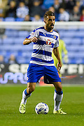 Orlando Sá during the Sky Bet Championship match between Reading and Derby County at the Madejski Stadium, Reading, England on 15 September 2015. Photo by David Charbit.