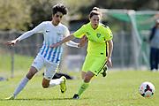 01.04.2017; Zuerich; Fussball Junioren - FCZ Uetliberg FE-14 - FCO Thurgau - Puya Rashidi (Zuerich)<br /> (Steffen Schmidt/freshfocus)