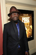 April 27, 2012- New York, NY : Director Andrew Dosunmu attends the New York Premiere of ' RESTLESS CITY ' presented by the African American Film Festival Releasing Movement (AFFRM) held at AMC 25 at 42nd Street on April 27, 20102 in New York City. An Official Sundance Film selection, and Directed by Andrew Dosunmu, RESTLESS CITY tells the story of a young man surviving on the fringes of New York City, where music is his passion, life is a hustle, and falling in love is his greatest risk. (Photo by Terrence Jennings).