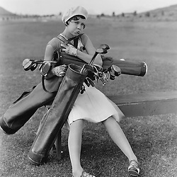 WOMENS GOLF: THE EARLY DAYS