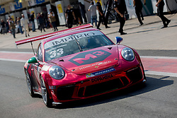 July 27, 2018 - Sao Paulo, Sao Paulo, Brazil - Car #33 in action during the free practice session for the 5th stage of the 2018 Brazilian Porsche GT3 Cup championship, which takes place on Saturday, 28 at Interlagos circuit in Sao Paulo, Brazil. (Credit Image: © Paulo Lopes via ZUMA Wire)