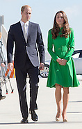 KATE & Prince William Visit The National Arboretum, Canberra
