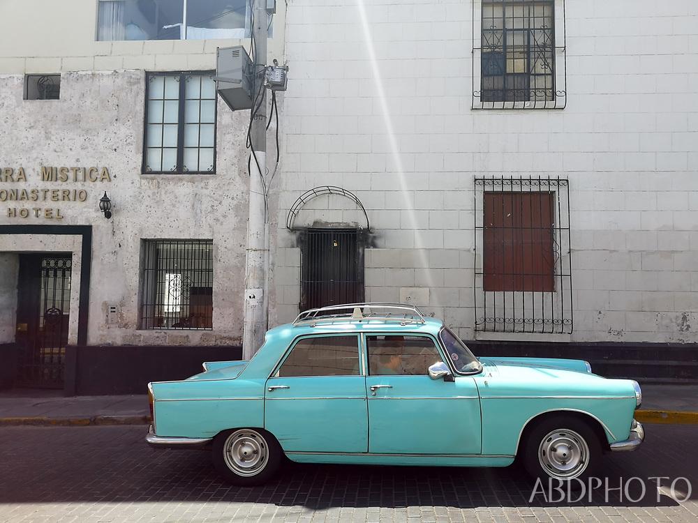 cof Arequipa, Argentina, South America