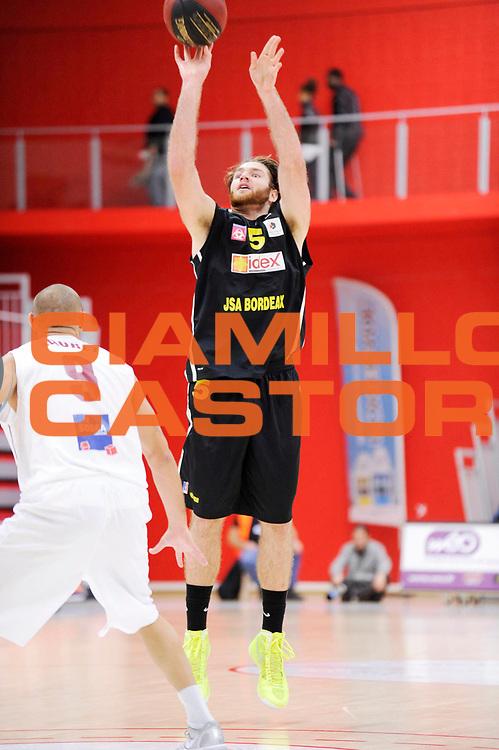 DESCRIZIONE : Championnat de France Pro B a Lille<br /> GIOCATORE : Cunningham Kurt<br /> SQUADRA : Bordeaux<br /> EVENTO : Pro B 3 journee<br /> GARA :  Lille Bordeaux<br /> DATA : 21/10/2011<br /> CATEGORIA : Basketball France Homme Pro B<br /> SPORT : Basketball<br /> AUTORE : JF Molliere<br /> Galleria : France Basket 2011-2012 Action<br /> Fotonotizia : Championnat de France Basket Pro B Lille Bordeaux Journee 3<br /> Predefinita :