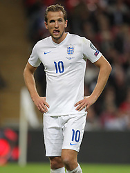 Harry Kane of England - Mandatory byline: Paul Terry/JMP - 07966 386802 - 09/10/2015 - FOOTBALL - Wembley Stadium - London, England - England v Estonia - European Championship Qualifying - Group E