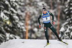 March 9, 2019 - –Stersund, Sweden - 190309 Philipp Nawrath of Germany competes in the Men's 10 KM sprint during the IBU World Championships Biathlon on March 9, 2019 in Östersund..Photo: Petter Arvidson / BILDBYRÃ…N / kod PA / 92252 (Credit Image: © Petter Arvidson/Bildbyran via ZUMA Press)