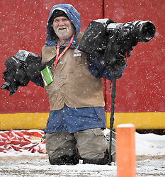 during second half of an NFL football game in Kansas City, Mo., Sunday, Dec. 15, 2019. (AP Photo/Reed Hoffmann