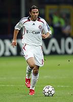 Fotball<br /> UEFA Champiosn League<br /> Inter Milan v Bayern München<br /> 27.09.2006<br /> Foto: Inside/Digitalsport<br /> NORWAY ONLY<br /> <br /> Bayern Claudio PIZARRO