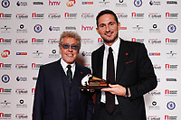 Frank Lampard with Roger Daltrey