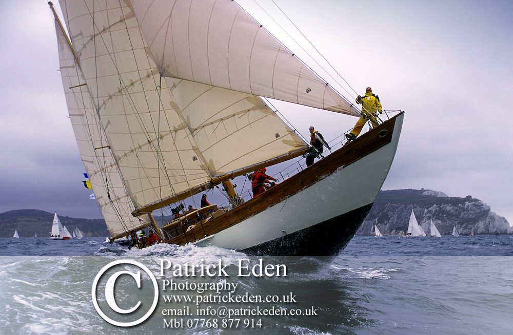 Round the Island Race Photographs of the Isle of Wight by photographer Patrick Eden photography photograph canvas canvases