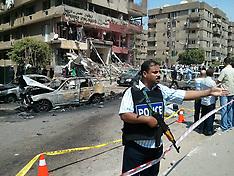 SEP 05 2013 Interior Minister Assassination Attempt