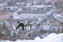 22.02.2019, Bergiselschanze, Innsbruck, AUT, FIS Weltmeisterschaften Ski Nordisch, Seefeld 2019, Skisprung, Herren, im Bild Roman Koudelka (CZE) // Roman Koudelka of Czech Republic during the men's Skijumping of FIS Nordic Ski World Championships 2019. Bergiselschanze in Innsbruck, Austria on 2019/02/22. EXPA Pictures © 2019, PhotoCredit: EXPA/ Dominik Angerer