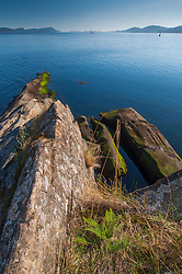 Panther Point, Wallace Island, Gulf Islands National Park Preserve, British Columbia, Canada
