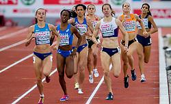 07-07-2016 NED: European Athletics Championships day 2, Amsterdam<br /> Sanne Verstegen NED