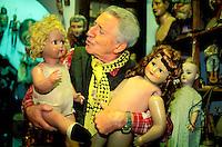Italie - Campanie - Naples - Spaccanapoli - Hopital des poupées