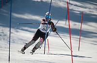 Francis Piche Invitational slalom 1st run J3 at Gunstock March 18, 2012.