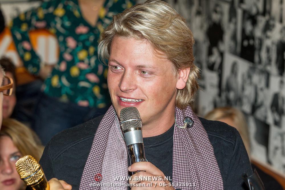 NLD/Blaricum/20161118 - Gordon presenteert nieuwe cd 'Gordon Compleet' , Thomas Berge