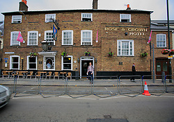 """UNITED KINGDOM WIMBLEDON 26JUN09 - The Rose and Crown pub in Wimbledon Village, Boris Becker's new home in London. The newlyweds Boris Becker & Sharlely """"Lilly"""" Kerssenberg have recently moved into a 6-million pound property in Burghley Road, Wimbledon, London...jre/Photo by Jiri Rezac..© Jiri Rezac 2009"""