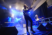 Photos of Future Islands performing live at Reykjavik Art Museum during Iceland Airwaves Music Festival 2014 in Reykjavik, Iceland. November 8, 2014. Copyright © 2014 Matthew Eisman. All Rights Reserved