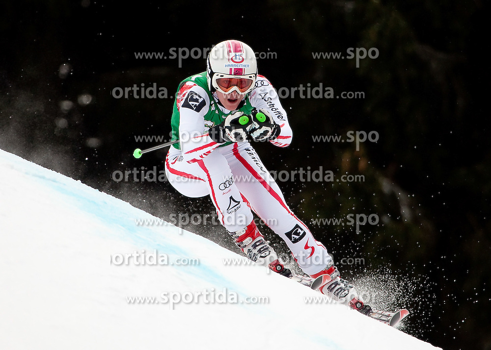 28.12.2010, Panoramapiste, Semmering, AUT, FIS World Cup Ski Alpin, Ladies, Giant Slalom, Bild zeigt Andrea Fischbacher (AUT), EXPA Pictures © 2010, PhotoCredit: EXPA/ M. Gunn