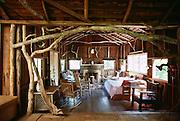 Kokee cabin, Wamea Park, Kauai, Hawaii.