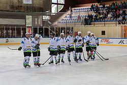 White team at Poslovilna tekma Tomaza Razingarja, on July 16, 2016 in Ledna dvorana, Bled, Slovenia. Photo by Gregor Podrekar / Sportida