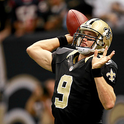 08-25-2012 Preseason - Houston Texans at New Orleans Saints