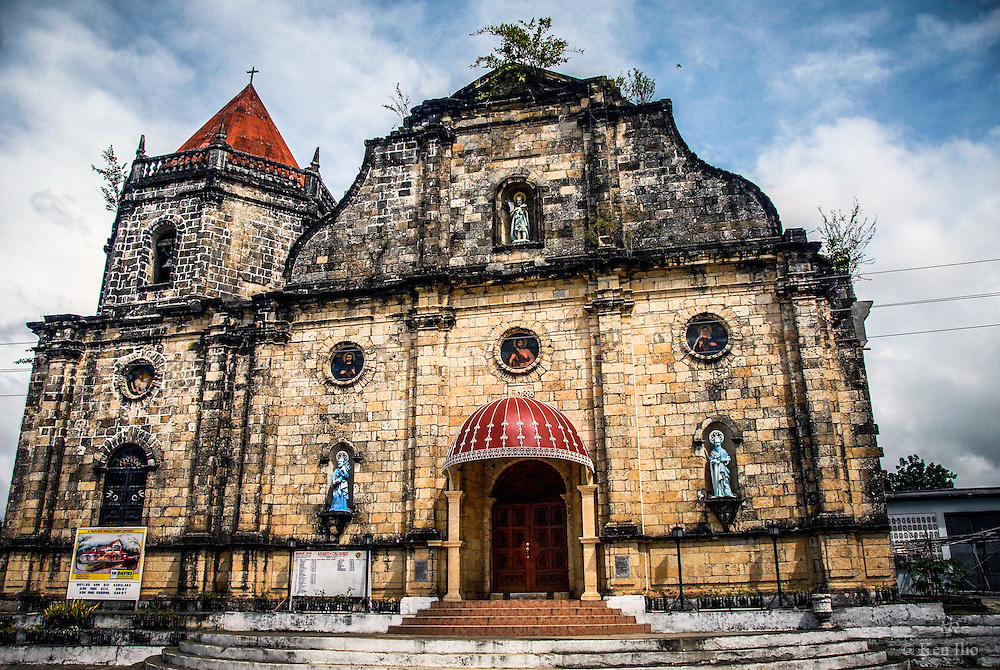 Dingle Church, Dingle, Iloilo City