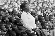 Royal Junior School and Orphanage in Mityana, Uganda.