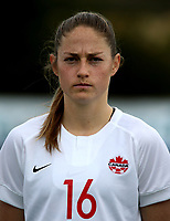 International Women's Friendly Matchs 2019 / <br /> Womens's Algarve Cup Tournament 2019 - <br /> Canada v Iceland 0-0 ( Municipal Bela Vista Stadium - Parchal,Portugal ) - <br /> Janine Beckie of Canada