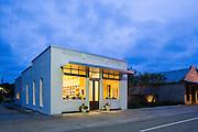 Library. Newbern, Alabama // Architects: Rural Studio | Team -  Morgan Acino, Ashley Clark, Stephen Durham, Will Gregory